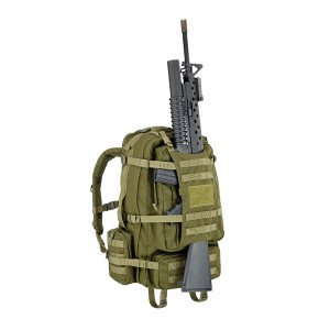 Рюкзак тактический 70 л. с опцией крепления оружия