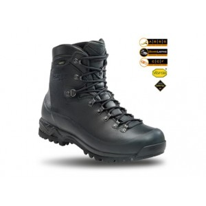 CRISPI Ботинки NEVADA LEGEND BLACK MIL HTG