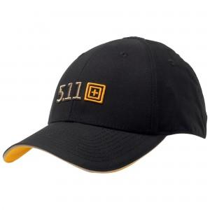 Кепка тактическая 5.11 THE RECRUIT HAT Black