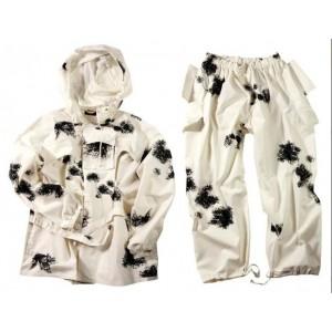 Маскировочный костюм зимний двухсторонний (Германия)