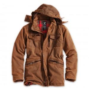 Куртка зимняя SURPLUS XYLONTUM SUPREME JACKET Gold