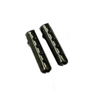 Эглет для шнурков, черный