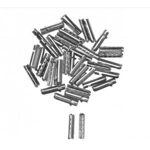 Эглет для шнурков, серебро
