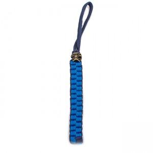 Темляк Cuboid, navy blue-blue