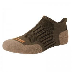 Носки тактические 5.11 RECON Ankle Sock, Timber