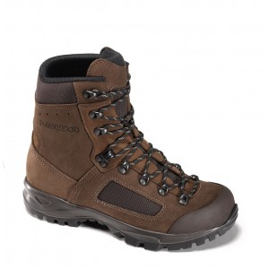 Ботинки Lowa ELITE MOUNTAIN GTX, dark brown