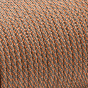 Paracord 550 grey orange stairs #330