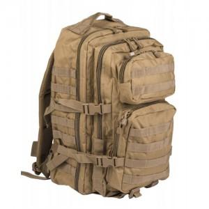 Рюкзак штурмовой США, coyote 36л