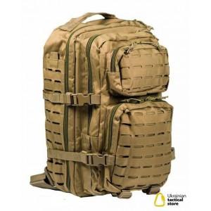 Рюкзак штурмовой Assault LazerCut (Coyote, 36 л.)
