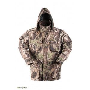 Kуртка oхотничья, wood
