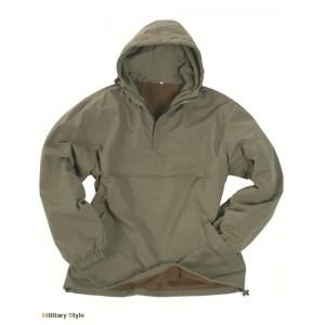 Куртка Анорак боевая с капюшоном, зимняя (Olive)