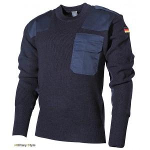 Пуловер BW (Blue) - (Max Fuchs)