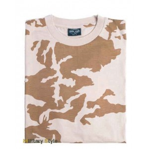 Камуфлированная футболка, DPM британс.пустыня
