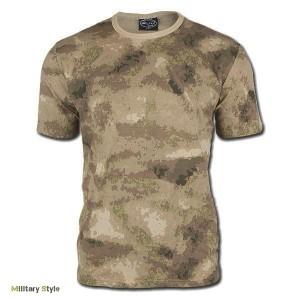 Камуфлированная футболка (Mil-TACS FG)