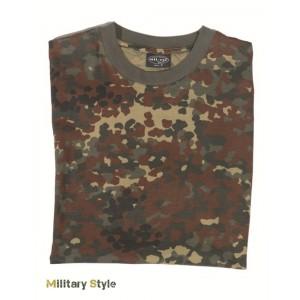 Камуфлированная футболка, flectarn