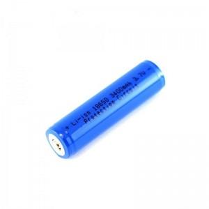 Литий ионный аккумулятор: Аккумуляторная батарея Brinyte 18650 3400 mAh 3.7V Li-ion
