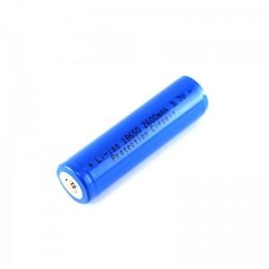 Литий ионный аккумулятор: Аккумуляторная батарея Brinyte 18650 2600 mAh 3.7V Li-ion
