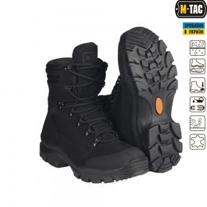 M-TAC Ботинки полевые MK.6 PRO BLACK