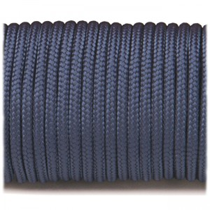Paracord 100 navy blue  #038-2