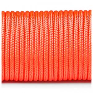 Paracord 100 sofit orange #345-2