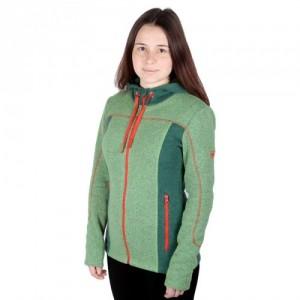 Флис ж Turbat DZEMBRONYA (зеленый)