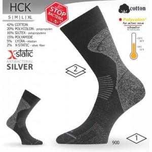Носки Lasting HCK