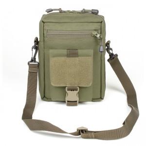 Тактическая плечевая сумка, olive