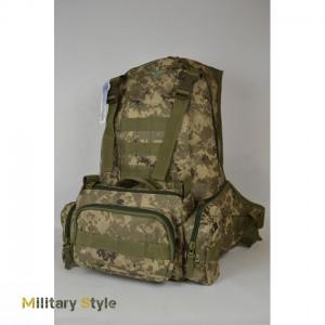 Рюкзак тактический с подсумком, 20л (UA-Digital)