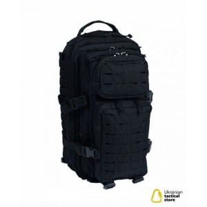 Рюкзак штурмовой Assault LazerCut (Black, 20 л.)