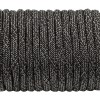 Paracord 550, NOISE black #016-N