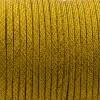 Paracord 550, BLACK NOISE honey gold #089-BN
