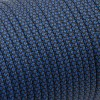 Paracord 550 blue snake #268
