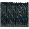 Paracord 550 thin blue line #106
