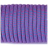Paracord 550 sky purple wave #133