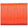 Paracord 100 sofit orange #345-2