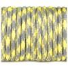 Paracord 550, grey yellow #371