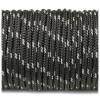 Minicord reflective Type 275 (2,2mm) X2 black #r2016-2 (светоотражающий)