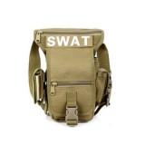 Тактическая набедренная сумка D5-1015, wolf brown