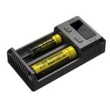 Зарядное устройство Nitecore Intellicharger NEW i2 (2 канала)