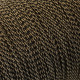 Microcord (1.4 mm),  coyote brown snake #310-1