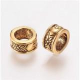 Бусина Кольцо, цвет золото