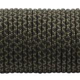 Minicord (2.2 mm), black snake #308-2