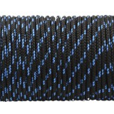 Microcord (1.4 mm), thin blue line #106-1