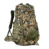 Большой тактический рюкзак D5-9319, jungle digital, 50л