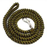 Поводок из паракорда Double knot 1,6 м, карабин XL (#016|#287)