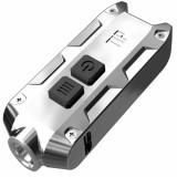 Фонарь Nitecore TIP SS (Cree XP-G2 S3, 360 люмен, 4 режима, USB), стальной