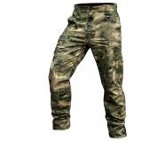 """Лёгкие тактические брюки """"ALPHA PRO"""" A-TACS FG (ARMY)"""