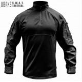 Рубашка UBACS тактическая S.W.A.T. BLACK