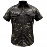 """Рубашка тактическая """"LEGION"""" Multicam Black"""