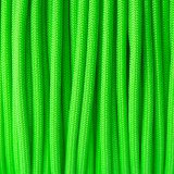 Paracord 550, neon green #462